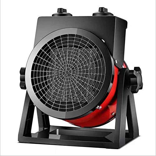 Hywot Calentador de Patio al Aire Libre, Calefactor para Exteriores Calentadores al Aire Libre Ajustables, Acero Inoxidable Portátil Calor al Aire Libre Adecuado para balcón Patio Garage Garden