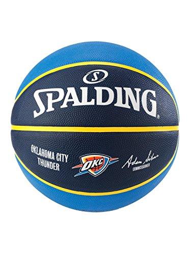 Spalding NBA Team Balón de Baloncesto Oklahoma Thunder 7