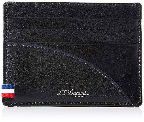 S.T. Dupont エス・テー・デュポン デフィミレニアム クレジットカードホルダー ブラック 172004 172004