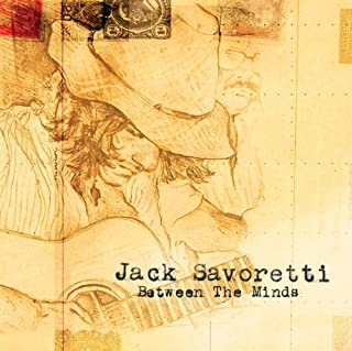 Between the Minds By Jack Savoretti (2013-04-15)