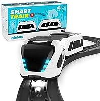 intelino J-1 Smart Train Set di Avviamento - Trenino Giocattolo Robot Che Insegna la Codifica Attraverso Il Gioco - Set...