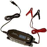 Hama Autobatterie-Ladegerät (für Auto, Motorrad, Boot, 6/12V, für AGM | Li-Ion | Blei-Säure |...