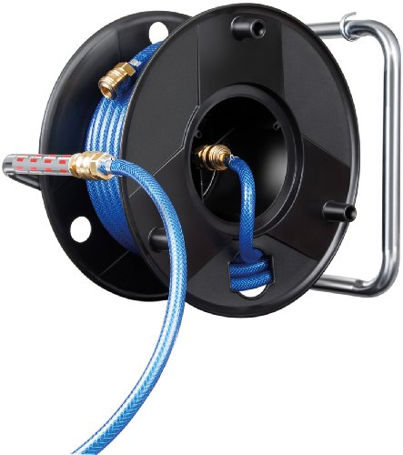 Brennenstuhl 1127010 Compressed Air Hose Reel Non-Twisting 20 m 6/12