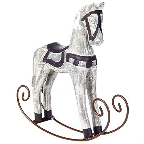 tuin buitenshuis beelden ontwerp kunst bruiloft hout paard retroation accessoires home sculpturen ambachten