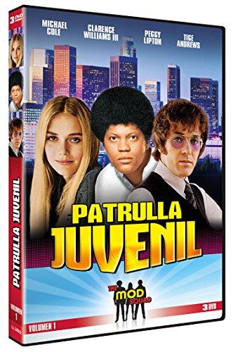 Patrulla Juvenil (The Mod Squad 1968) - Volumen 1 [DVD]