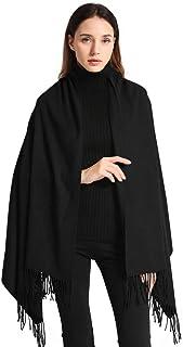 comprar comparacion EASE LEAP Bufanda Mujer con Tacto Cachemira Fiesta Chal para Boda Suave Pashmina 200 * 70cm