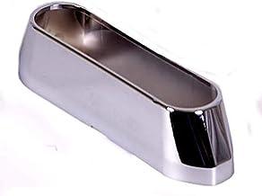 Maxxima M50120 Chrome Plastic Bezel for M20375 Strobe Series