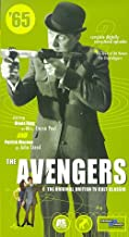 The Avengers '65, Vol. 1: The Town of No Return & The Gravediggers VHS
