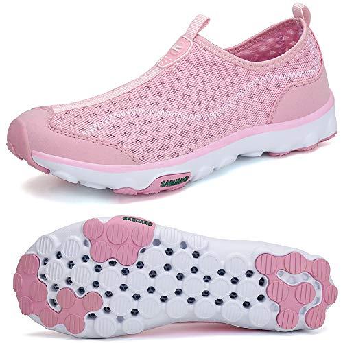 SAGUARO Zapatos De Malla Transpirable Deporte Agua...