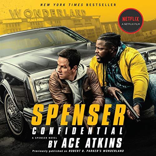 Spenser Confidential (Movie Tie-In) cover art