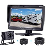 AMTIFO A13 RV Backup Camera with 7 Inch Monitor for...