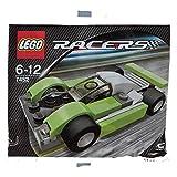 LEGO Racers: Le Mans Coche Deportivo (Verde) Establecer 7452 (Bolsas)