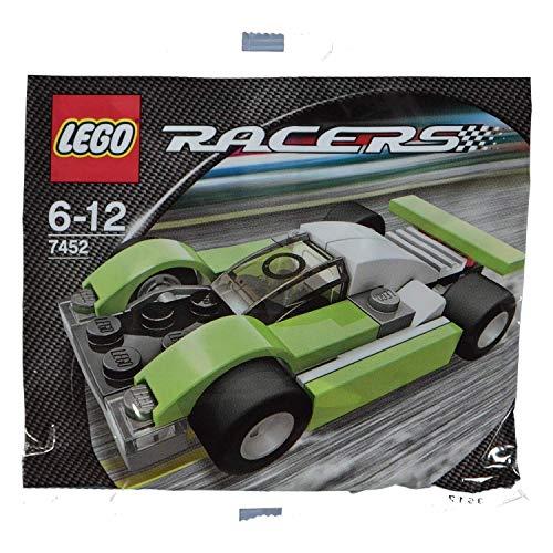 LEGO Racers: Le Mans Sports Auto (Verde) Set 7452 (Insaccato)