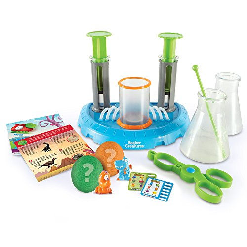 Product Image of the Learning Resources Beaker Creatures Liquid Reactor Super Lab, Homeschool, STEM,...