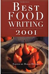 Best Food Writing 2001 Kindle Edition
