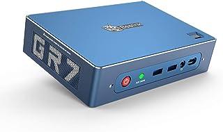 Beelink GTR - Mini PC AMD Ryzen 7 3750H procesador (2,3 hasta 4 GHz) 8 GB RAM 256 GB SSD Bluetooth 5.0 Dual Gigabit Ethern...