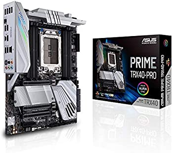 Asus Prime sTRX4 AMD TRX40 SATA 6Gb/s ATX AMD Motherboard