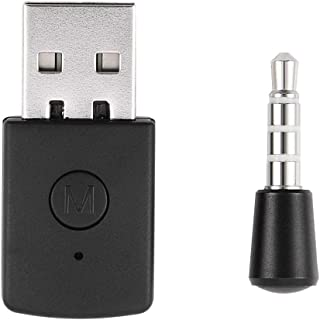Richer-R Mini USB Bluetooth 4.0 Adapter/Dongle Receiver Transmitters PS4 Playstation