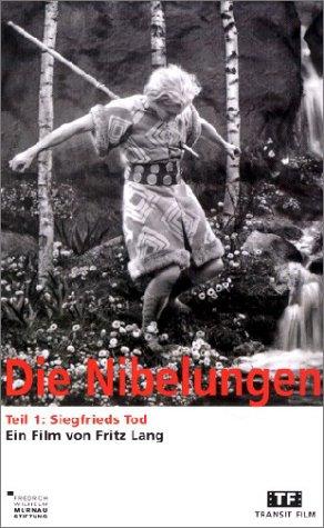 Die Nibelungen - Teil 1: Siegfrieds Tod [VHS]