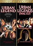Urban Legend/Urban Legends - Final Cut 2-pack