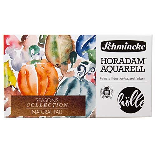 Schmincke Horadam Spring Edition Metallkasten 12 halbe Näpfchen 74 807 097