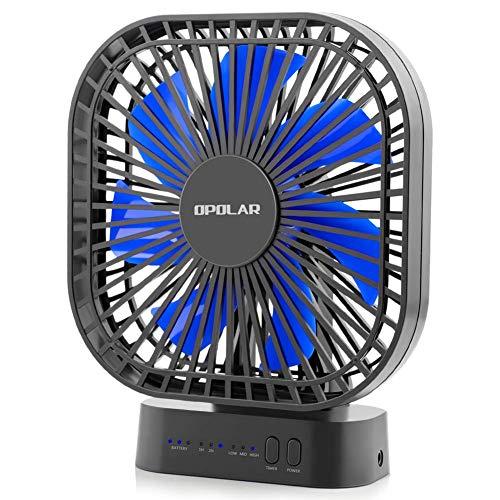 ventilador bateria recargable fabricante OPOLAR