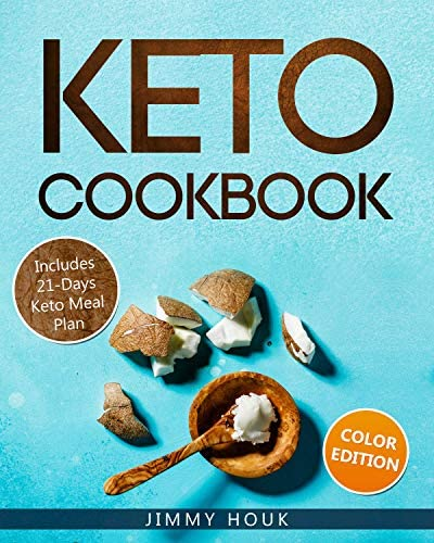 Keto Cookbook Keto Cookbook for Beginners 2020 with 21 Days Keto Meal Plan Keto Diet Keto Diet product image