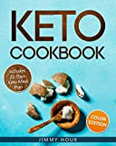 Keto Cookbook: Keto Cookbook for Beginners 2020 with 21-Days Keto Meal Plan: Keto Diet: Keto Diet for Beginners: Keto Book with Easy to Cook Low Carb Recipes for Weight Loss (Diabetic Cookbooks 1)