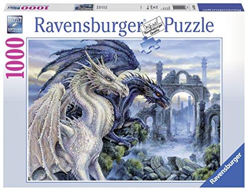 Ravensburger Puzzle  19638 - Mystische Drachen - 1000 Teile