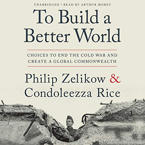 To Build a Better World cover art