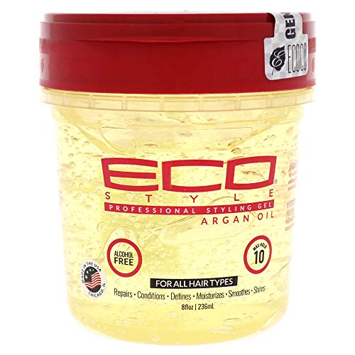 Eco Styler Moroccan Argan Oil Styling Gel 235 ml, 240ml