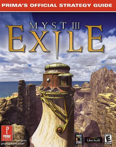Myst III: Exile - Official Strategy Guide