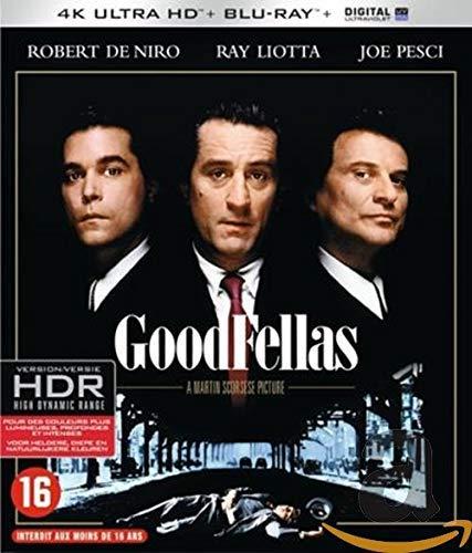 GoodFellas en Blu-ray