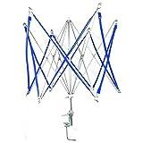 DUBUFFE かせくり 器 糸巻き 玉巻き 【DF126】 青
