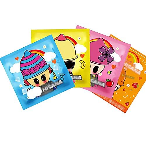 BMDHA 1000 Psc Condones Condones Ultradelgado Lubricante, Preservativos CóModo Sensitivo Durable