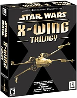 Star Wars X-Wing Trilogy: X-Wing / Tie Fighter / X-Wing Alliance