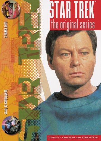 Star Trek - The Original Series, Vol. 4, Episodes 8 & 9: Charlie X/ Balance of Terror