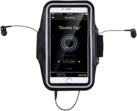 EXMART Water Resistant Cell Phone Armband for Running