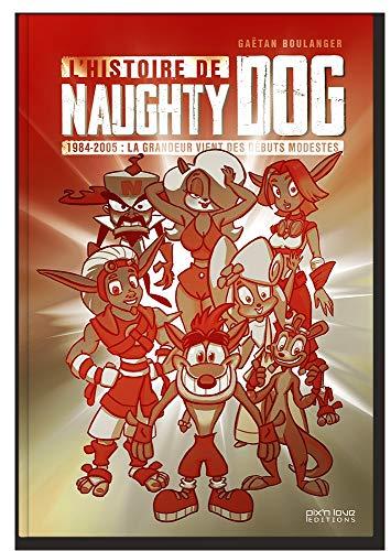 L'histoire de Naughty Dog : Tome 1