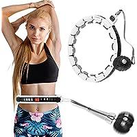 Weighted Smart Hula Hoop with 360 Degree Massage & Adjustable Waist
