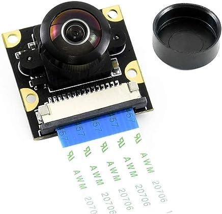 Waveshare IMX219-200 Camera Module for NVIDIA Jetson Nano Developer Kit 8-megapixel IMX219 Sensor 3280 × 2464 Resolution 200 Degree FoV - Trova i prezzi più bassi