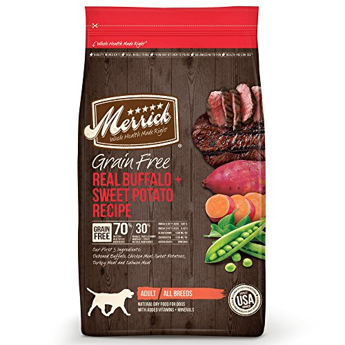Merrick Grain Free Dry Dog Food Recipes