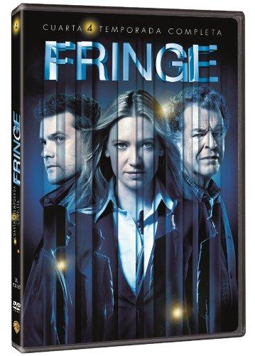 Fringe Temporada 4 [DVD]