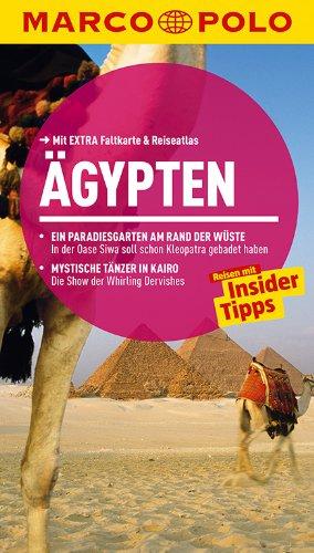 Preisvergleich Produktbild MARCO POLO Reiseführer Ägypten: Reisen mit Insider-Tipps. Mit EXTRA Faltkarte & Reiseatlas