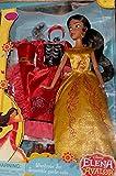 Princesa Elena de Avalor muñeca vestuario regalo accesorios set 11 pulgadas juguete nuevo
