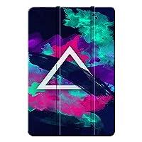 Fuleadture iPad pro 9.7 2016/iPad Proケース, 耐久性 三つ折りブラケット 防塵 PC + PUレザー キズ防止 三つ折タイプ 背面カバー iPad pro 9.7 2016/iPad Pro Case-ac510