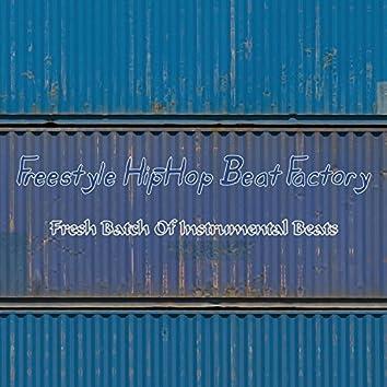 Fresh Batch of Instrumental Beats