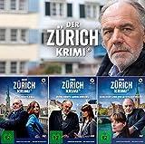 Der Zürich-Krimi Fall 1-3: Borcherts Fall + Borcherts Abrechnung + Borchert und die letzte Hoffnung