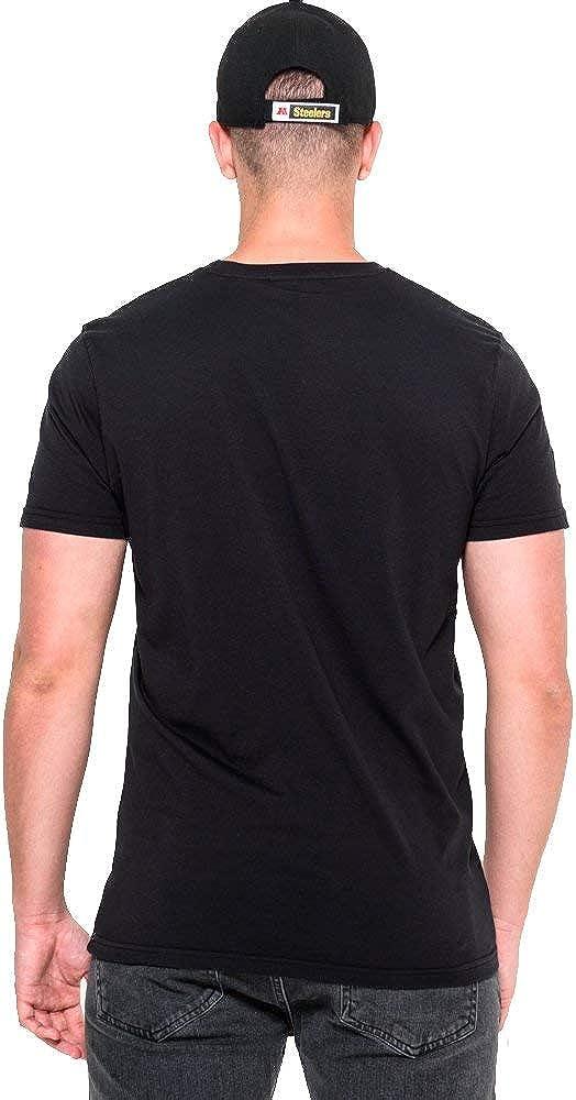 New Era Herren Pittsburgh Steelers T-Shirt