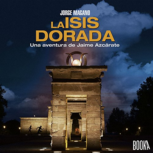 La Isis Dorada audiobook cover art